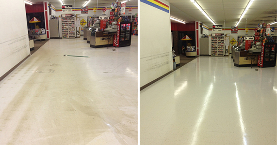 Commercial Floor Maintenance Douglasville GA